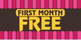 Free Month