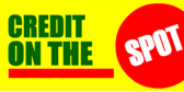 Credit on the Spot Red, Green, and Yellow