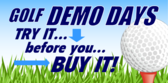 Golf Demo Days
