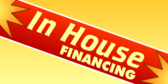 In House Financing bursts