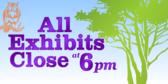 Exhibits Hours
