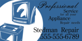 Professional Service For Appliance