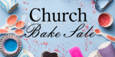 Church BakeSale