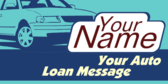 Bank Generic With Auto Loans