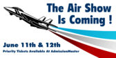 The Air Show Is Coming