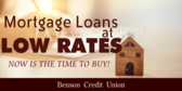 Mortgages at Low Rates