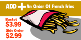 Order of French Fries