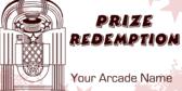 Arcade Prize Redemption