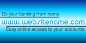 Do Your Banking From Home