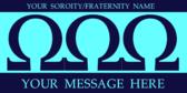 Generic Frat/Soroity Message