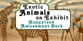 Exotic Animals on Exhibit
