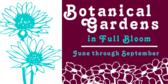 Botanical Gardens In Full Bloom