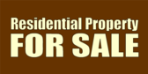 Residential Property Sale
