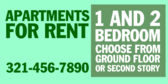 Real Estate Specialized Apartments For Rent