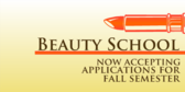 Beauty School Accepting Applications for Fall
