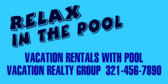 Vacation Pool Real Estate Specialized