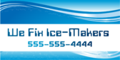 We Fix Ice Makers