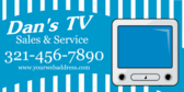 TV Sales Service