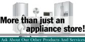More Than Just An Appliance Store