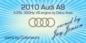 2010 Audi Owner