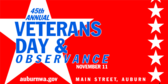 Veterans Day Parade & Observance
