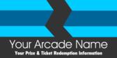 Arcade Prize Ticket Redemption Information