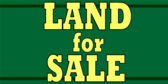 Land Sale Real Estate Specialized