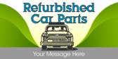 Refurbished Car Part