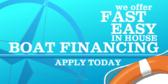 Fast Easy Boat Financing