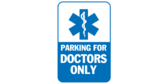 Parking For Doctors