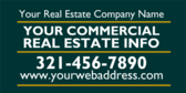 Your Commercial Real Estate Available