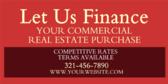 Let Us Finance Real Estate