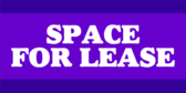 Space For Lease Real Estate