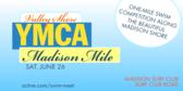 YMCA Madison Mile