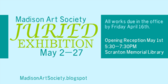 Art Society Juried Exhibition