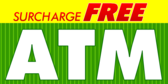 Surcharge Free Atm Available