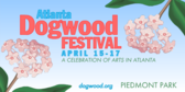 Dogwood Festival Blue