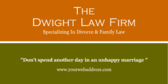 Law Firm Specializing In Divorce Family Law