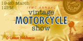 IVMC Annual Vintage Motorcycle Show