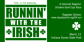 Running with the Irish 5K