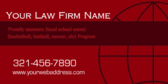 Law Firm Proudly Sponsored
