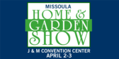 Home and Garden Show Blue