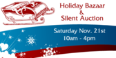 Holiday Bazaar Silent Auction