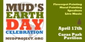 Mud's Earth Day Celebration
