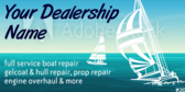 Full Service Boat Repair