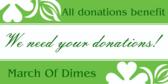 Donation Drop Offs