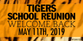 Tigers School Reunion