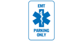 EMT parking only