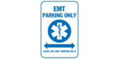 Only EMT Parking