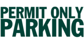 Parking With Permit Only